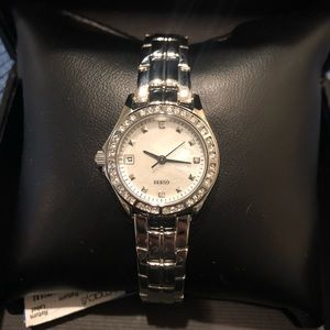 GUESS by Marciano stainless steel watch
